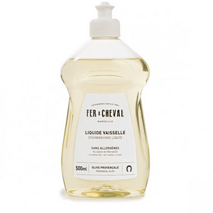 Fer à Cheval Dishwashing Liquid with Marseille Soap 500ml