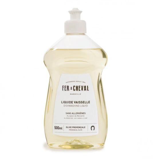 Fer à Cheval Dishwashing Liquid with Marseille Soap 500ml