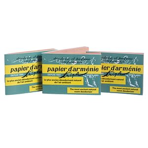 Papier D'Armenie Incense Paper